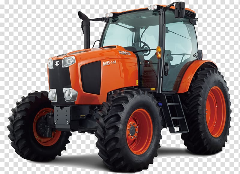 Heavy Machinery Kubota Corporation Tractor Agriculture.