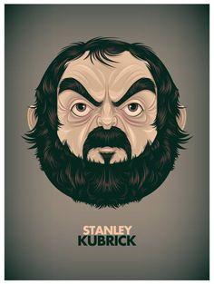 Stanley kubrick clipart.