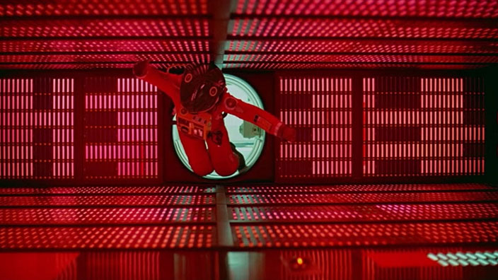 Clip Art: Watch this supercut of Stanley Kubrick's use of colour.