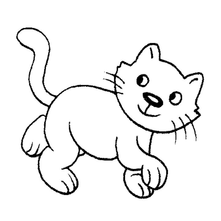 Kucing clipart 1 » Clipart Station.