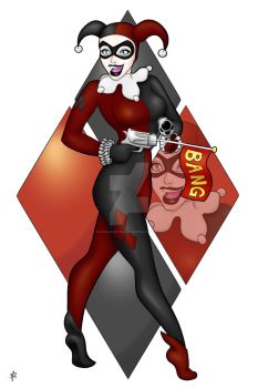 Harley Quinn favourites by JokerinaQuinn on DeviantArt.