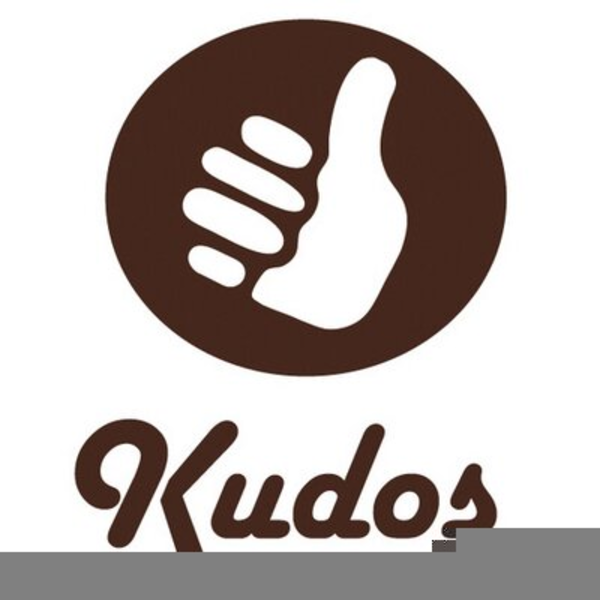 Kudos Clipart Images.