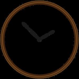 Clipart Uhrzeit.