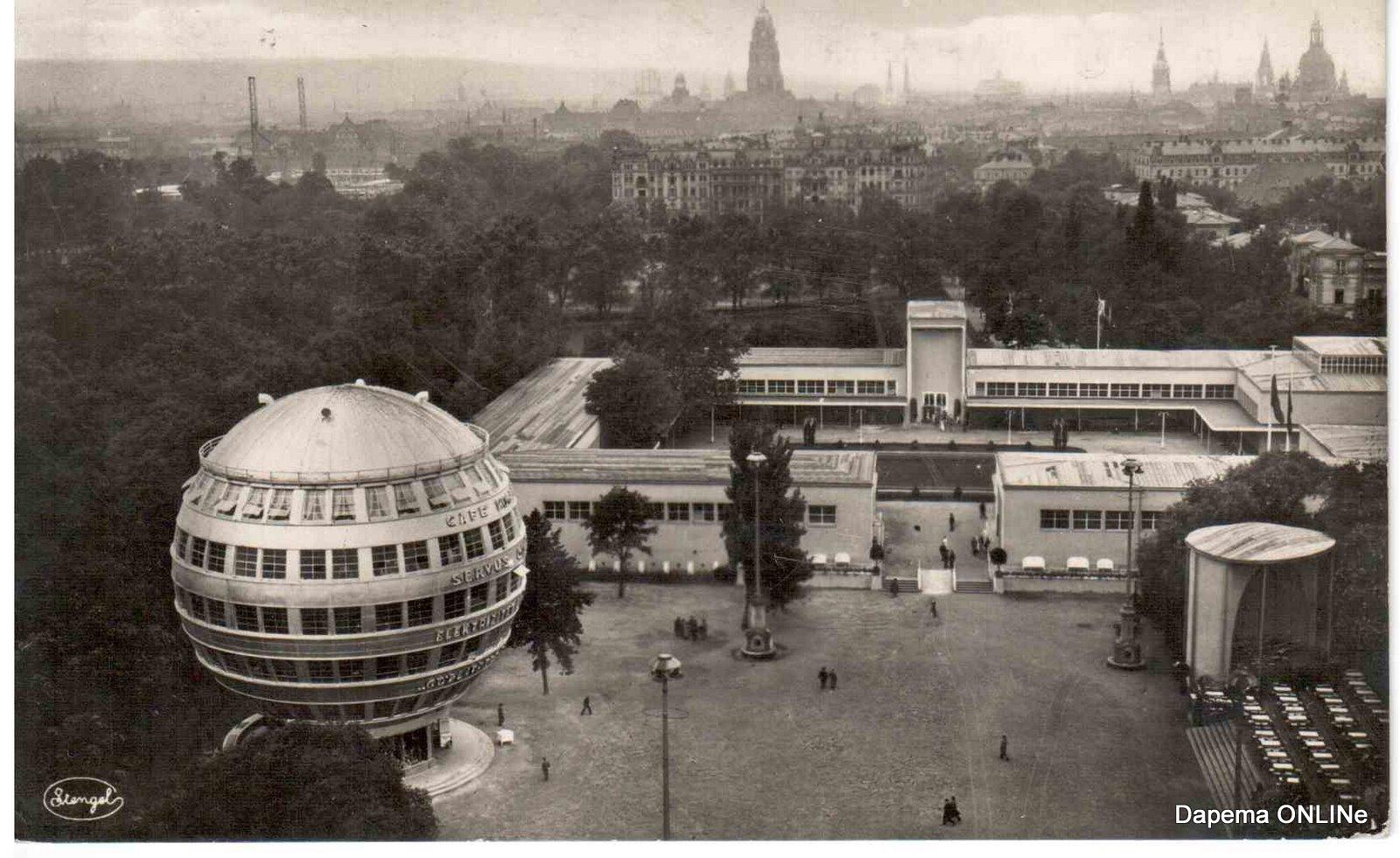 lfzg dresden kugelhaus 1931.