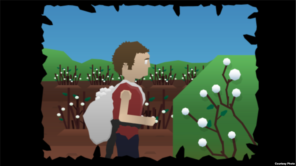 My Cotton Picking Life: Computer Game Highlights Uzbek Child Labor.