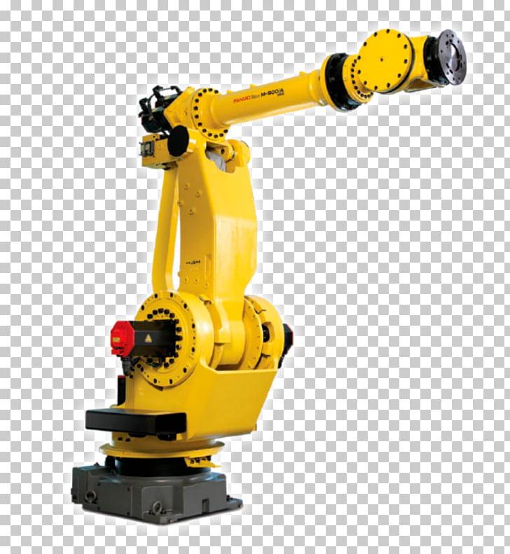Industrial robot FANUC Robotics KUKA, Robotics PNG clipart.