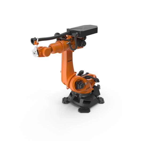 Kuka Robot KR 120 R2500 PNG Images & PSDs for Download.