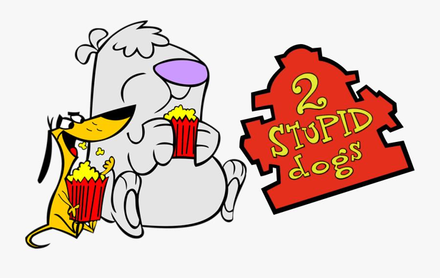 Kumpulan Gambar 2 Stupid Dogs Wallpaper.