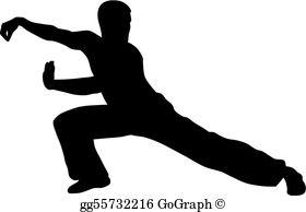 Kungfu Clip Art.