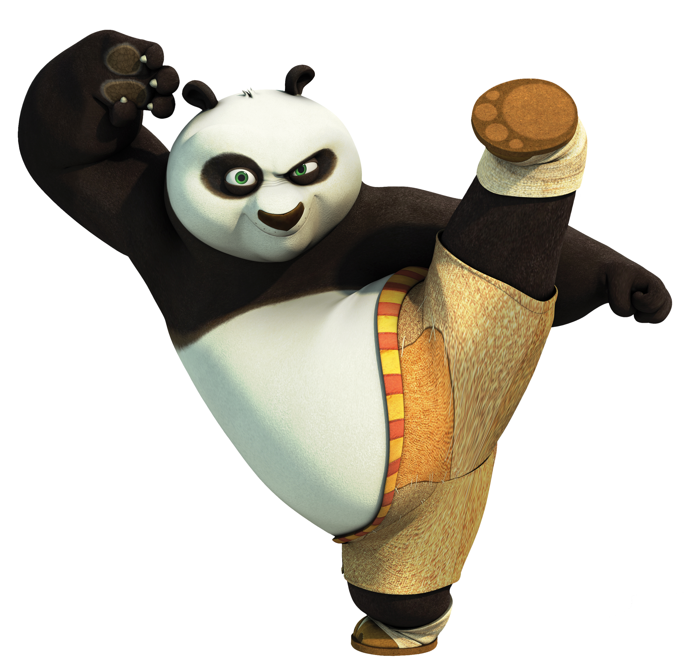 Kung Fu Clipart