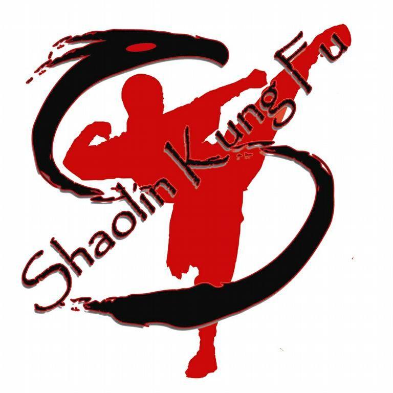 Shaolin Kung Fu Logo.