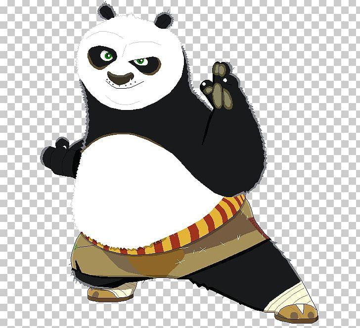 Po Crane Giant Panda Kung Fu Panda 2 Drawing PNG, Clipart, Bear.
