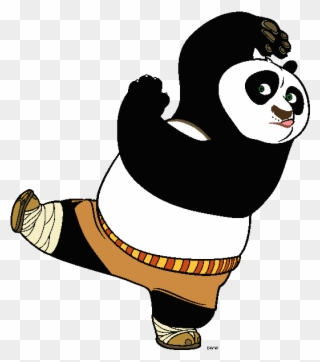 Free PNG Kung Fu Panda Clip Art Download.