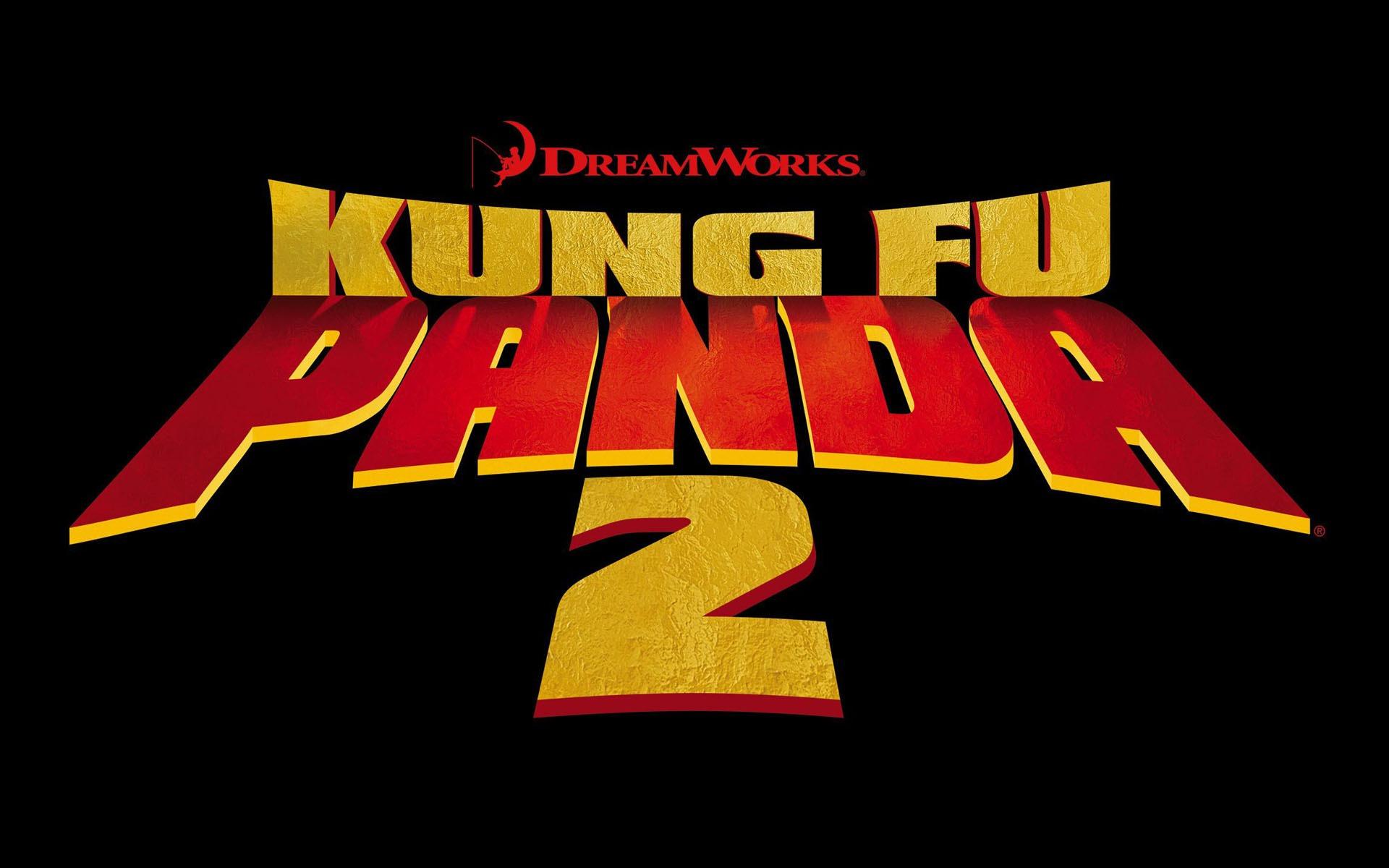 Kung Fu Panda 2 Logo Wallpaper #6800084.