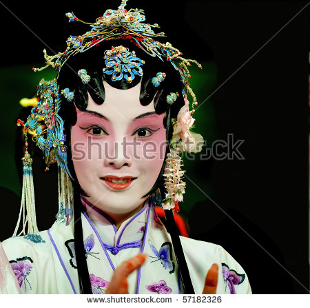 Chinese Opera Stock Photos, Royalty.