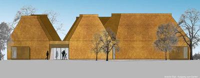 Neues Kunstmuseum Ahrenshoop.