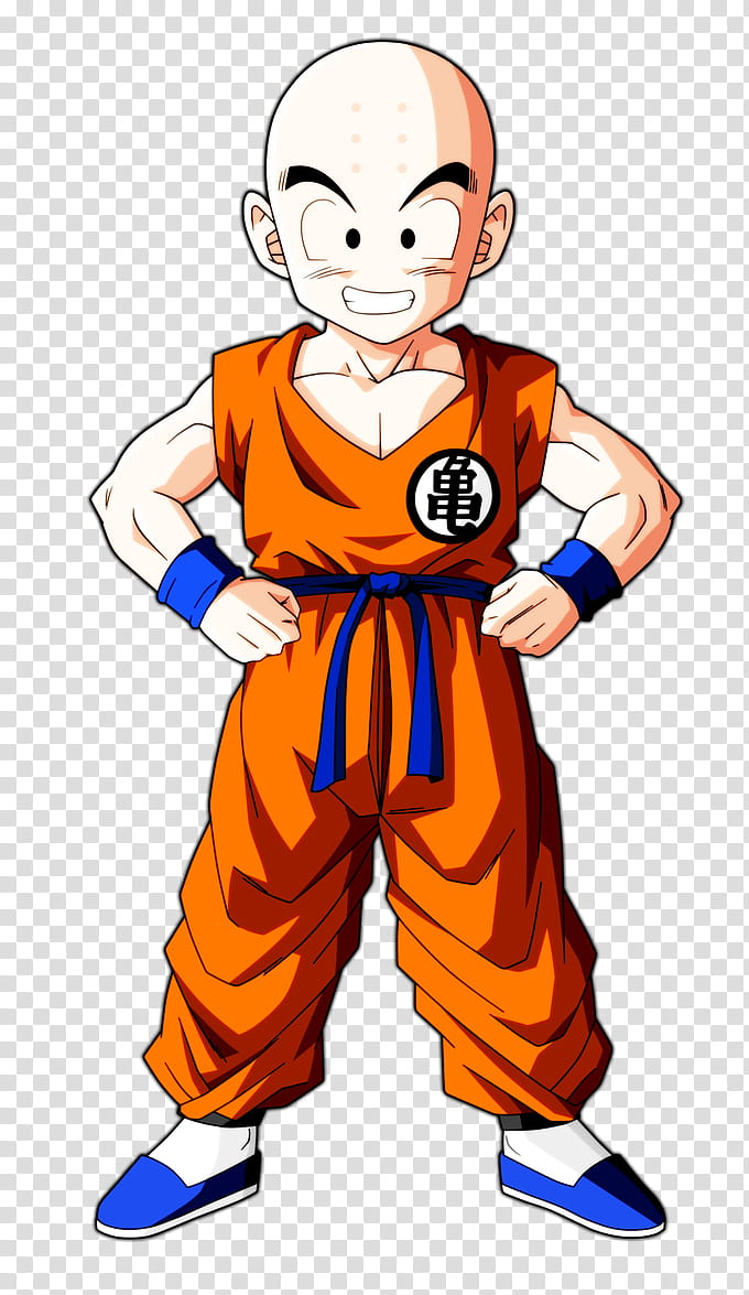 Kuririn PNG clipart images free download.