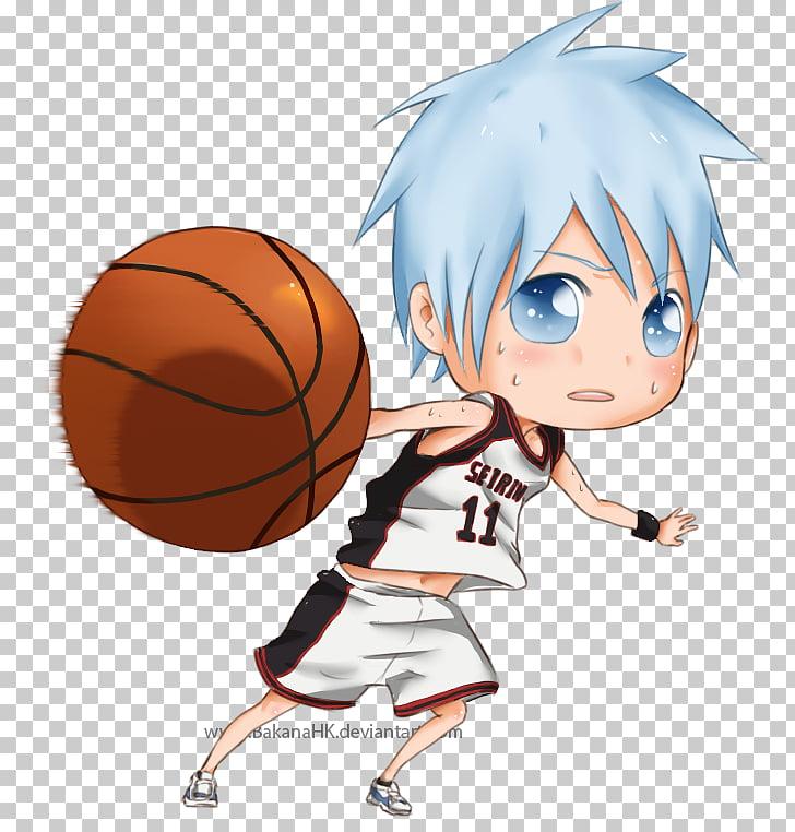 Tetsuya Kuroko Anime Kuroko\'s Basketball Chibi Ryota Kise.