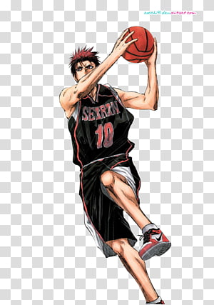 Kuroko's Basketball PNG clipart images free download.