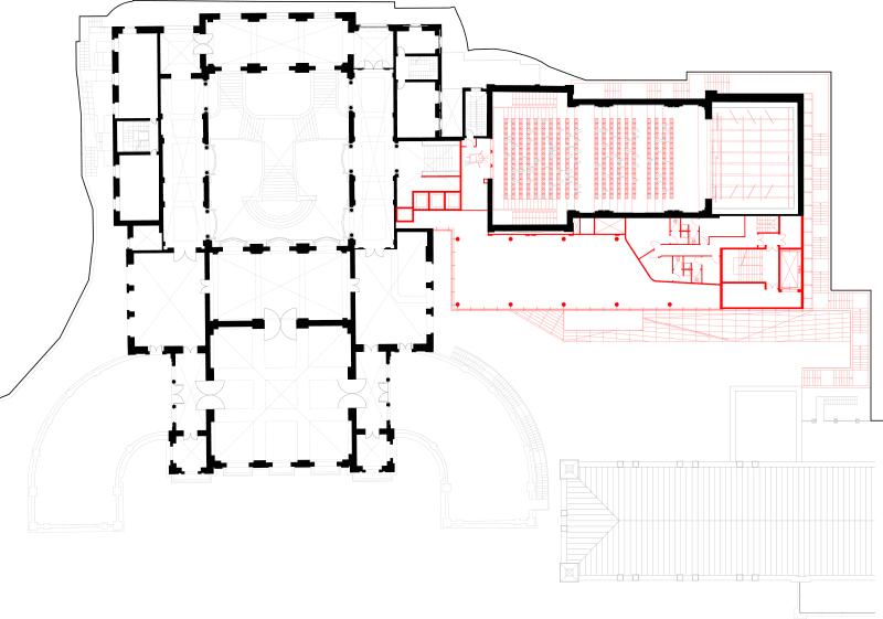 De8 architetti, Tobia Scarpa, Mauro Piantelli · KURSAAL SAN.