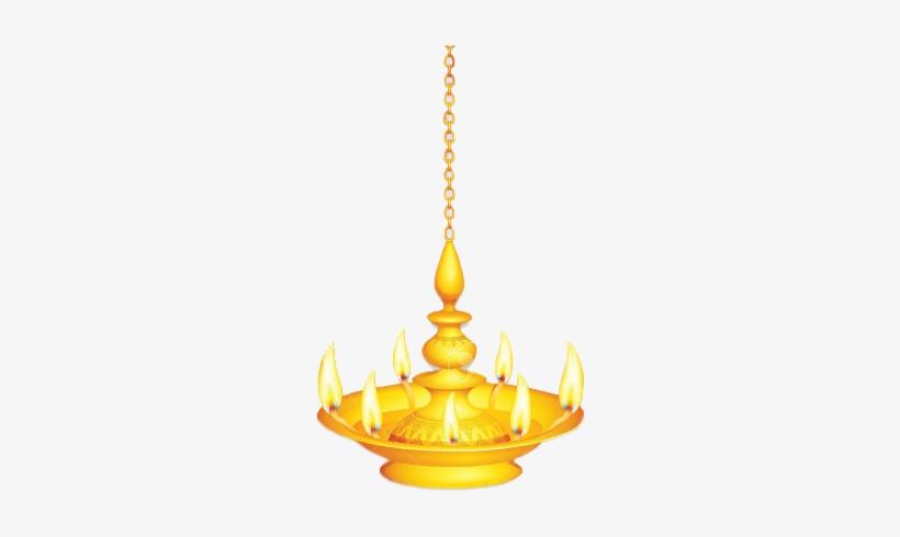Oil Lamp Clipart Sri Lankan.