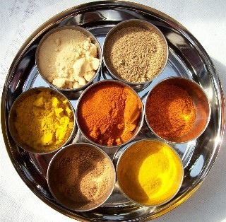 Kruiden vertalen. Spices and herbs translation..