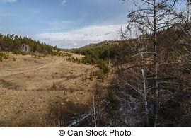 Stock Photography of Kuznetsk Alatau.