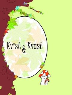 Kvist og Kvast by 2MKA Gol Videregående Skole (Hardcover).