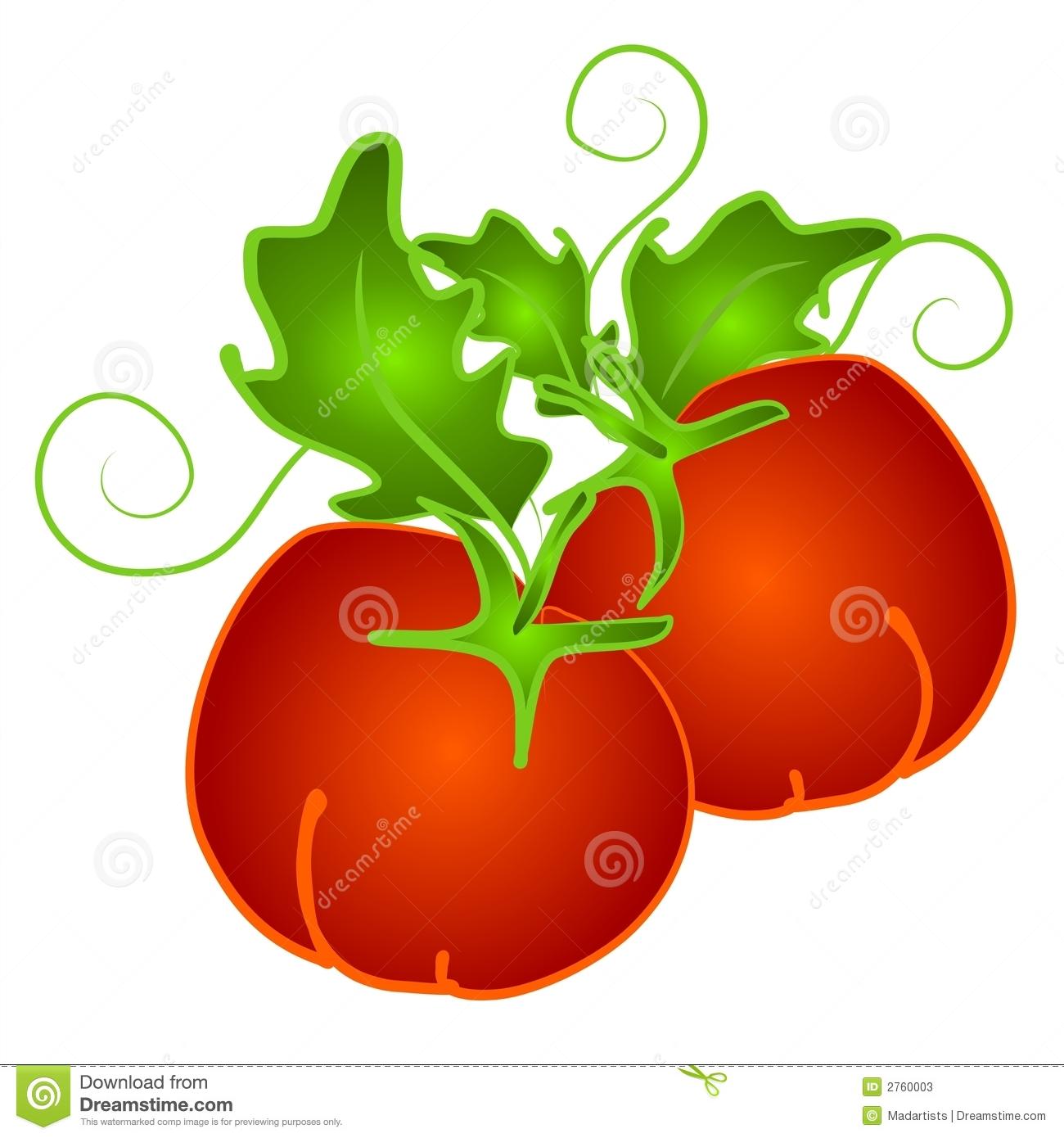 Smiling tomato kwai clipart.