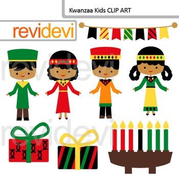 Kwanzaa Clip Art.