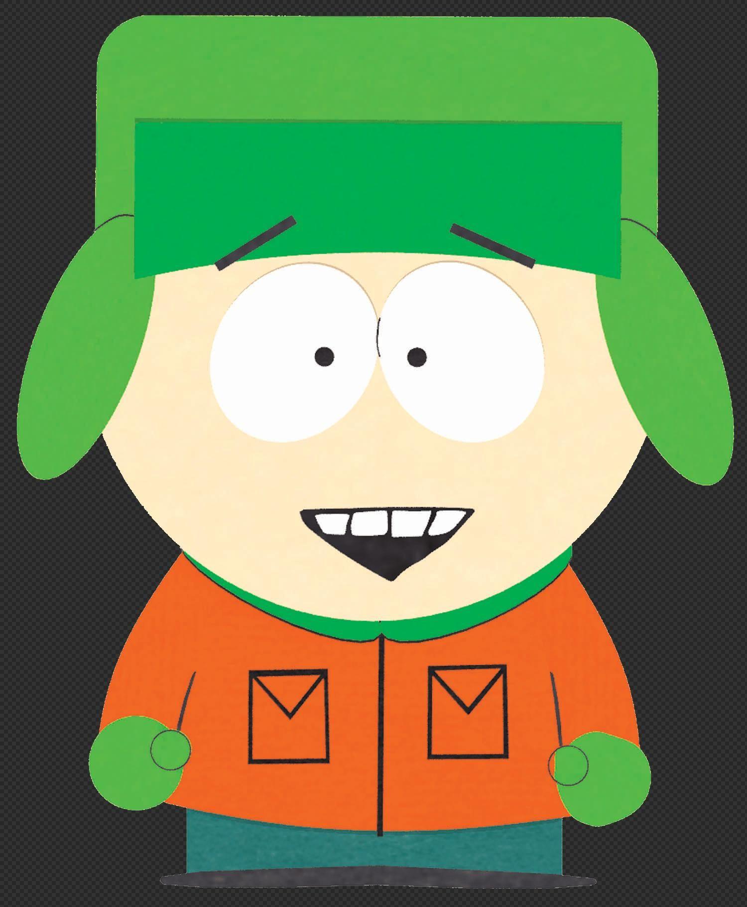 South Park Kyle Broflovski.