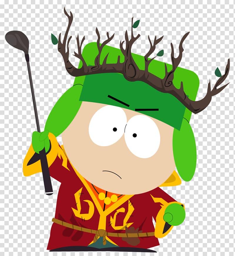 South Park: The Stick of Truth Kyle Broflovski Eric Cartman.