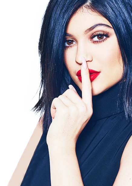 Kylie Jenner PNG Clipart.