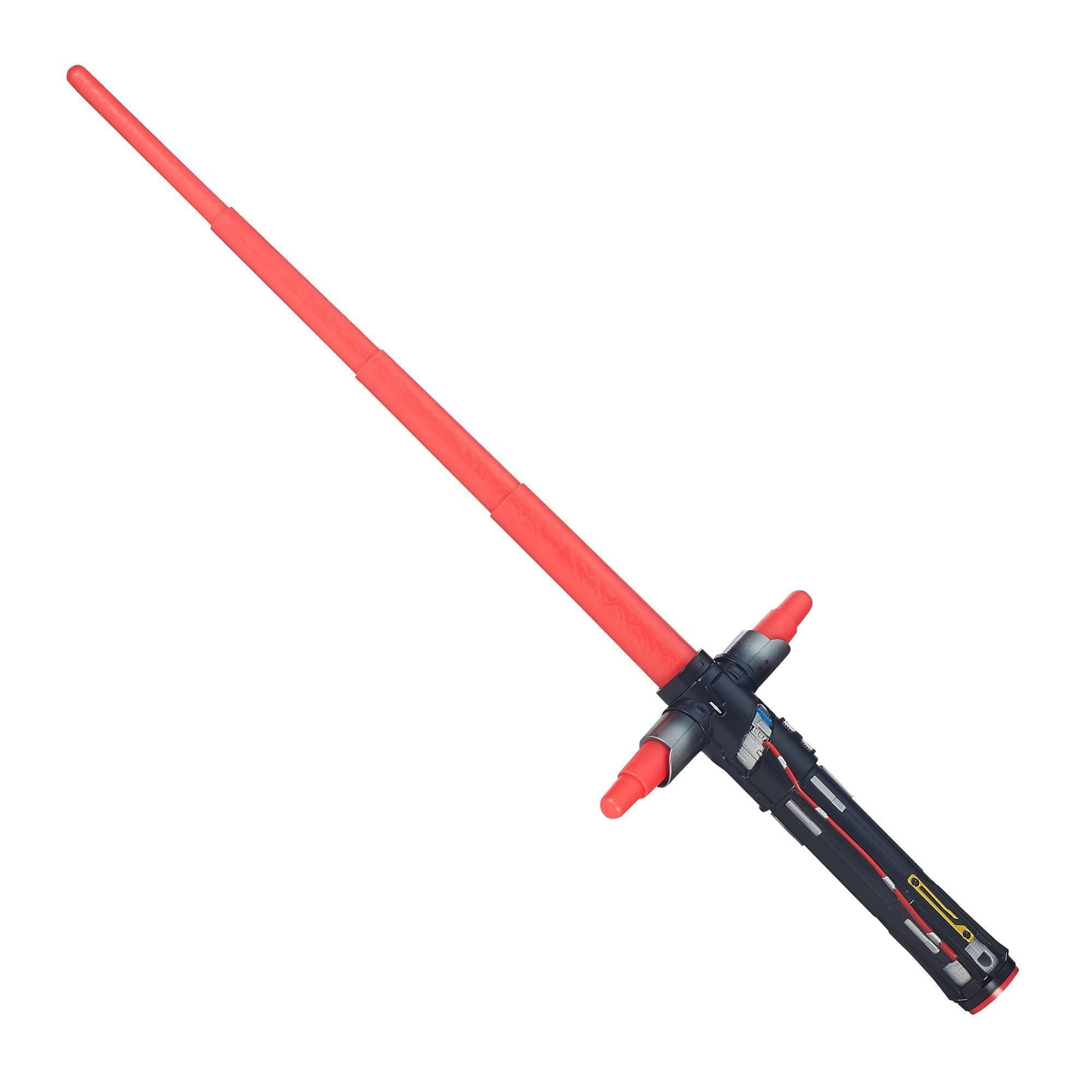 Star Wars The Force Awakens Kylo Ren Extendable Lightsaber.