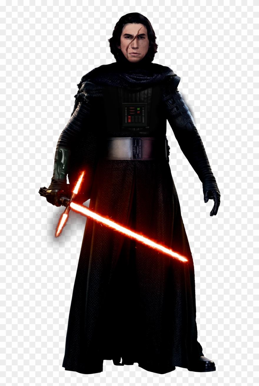 Download Kylo Ren Png Clipart Kylo Ren Star Wars.