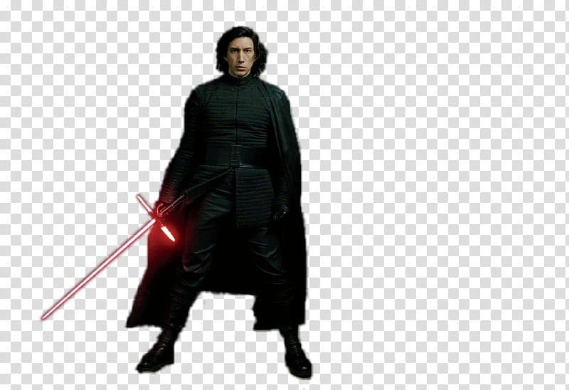 Kylo Ren Render Last Jedi transparent background PNG clipart.