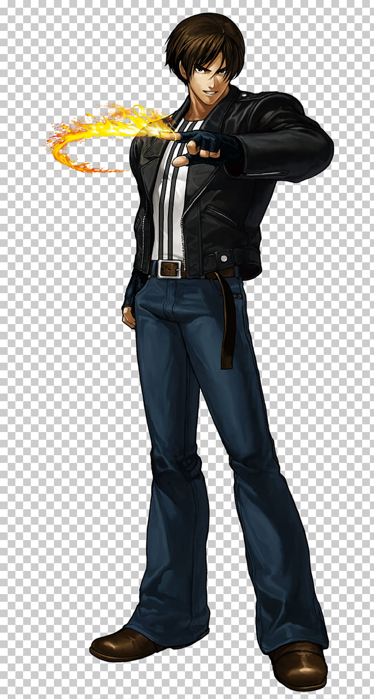 The King of Fighters XIII Kyo Kusanagi The King of Fighters.