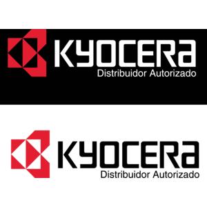 Kyocera Distribuidor Autorizado Logo.