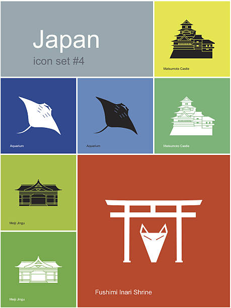 Kyoto Prefecture Clip Art, Vector Images & Illustrations.