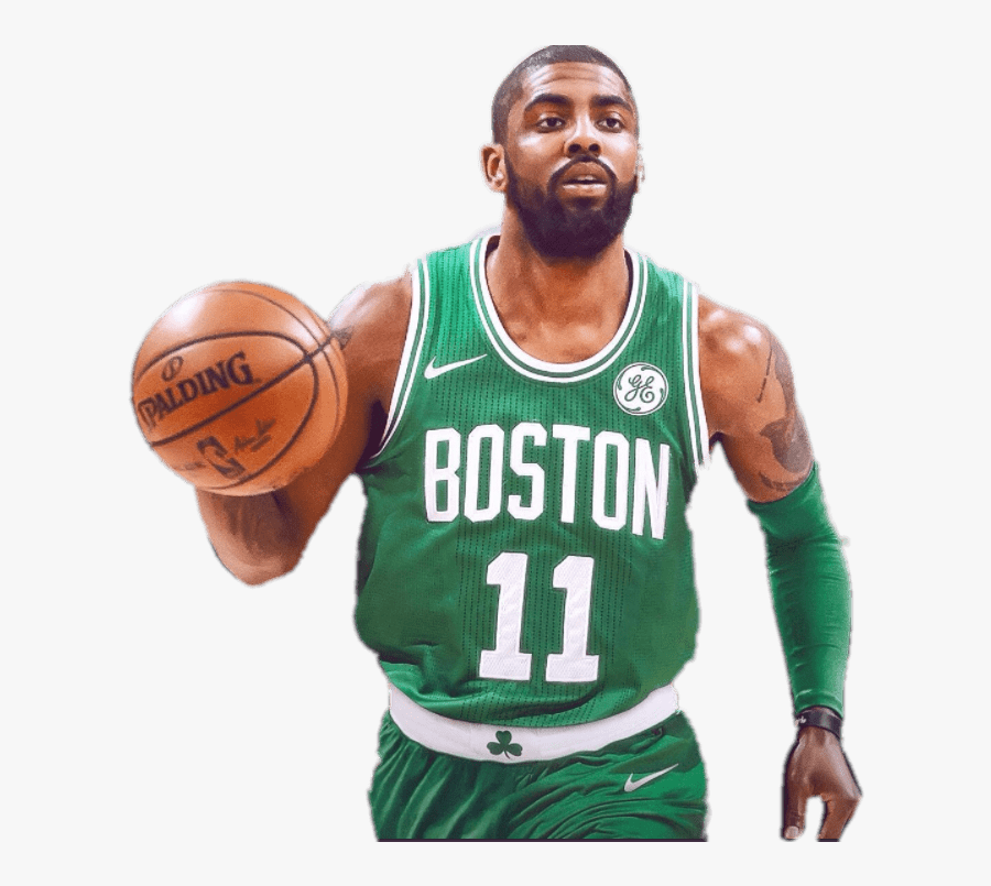 Kyrie Irving Boston Celtics Playing.