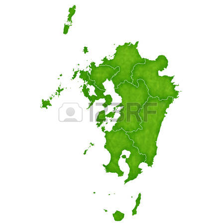 Map Kyushu Images & Stock Pictures. Royalty Free Map Kyushu Photos.