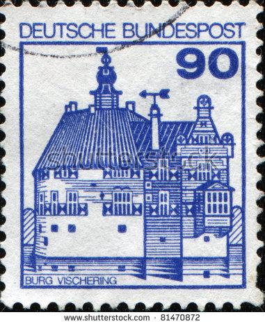 Engravings Of Castles Stock fotos, billeder til fri afbenyttelse.