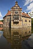 """Picture of """"Vischering Castle, Ludinghausen, Westmunsterland."""