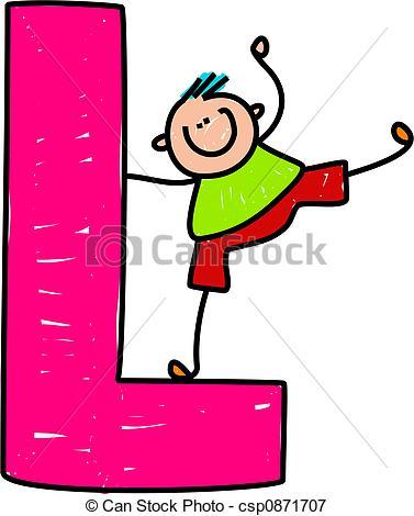 Letter l Clip Art and Stock Illustrations. 7,160 Letter l EPS.