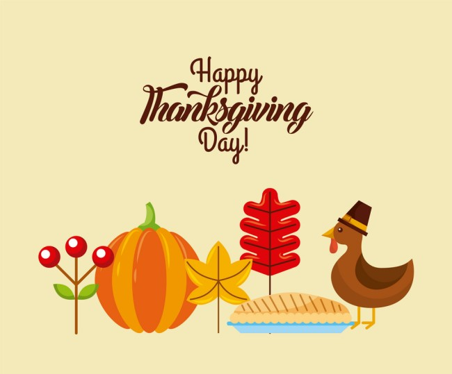 Happy thanksgiving day 2019, 2020 images wishes quotes gif.