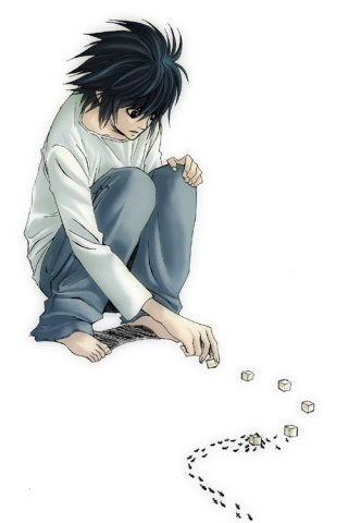 Death Note images L.Lawliet wallpaper and background photos (8996742).