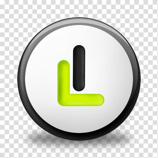KOffice Icons, Kuga and KChart, green and black L icon.