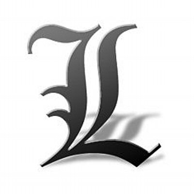 L (Death Note) (@OfficialLawliet).