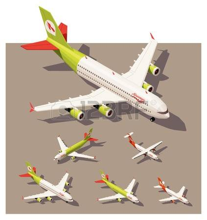 8,048 Plane Landing Cliparts, Stock Vector And Royalty Free Plane.