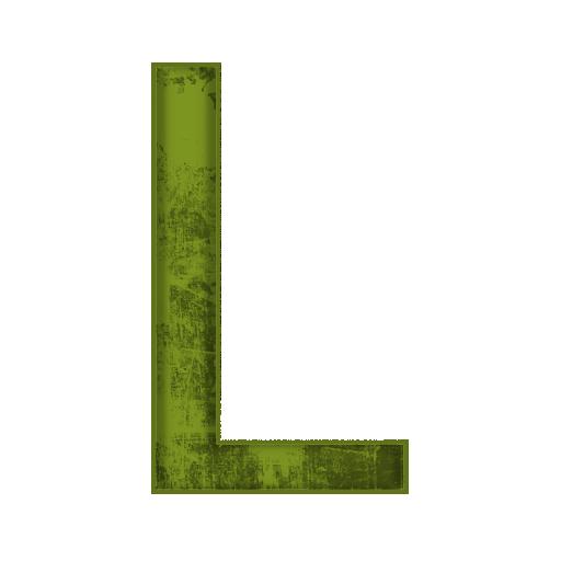 Letter L Clipart.
